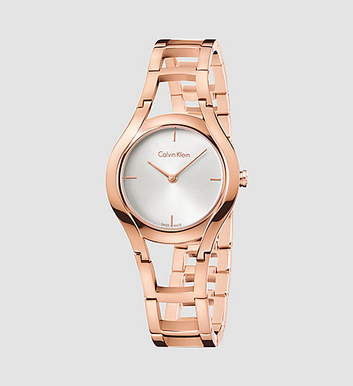 CALVINKLEIN Watch - Calvin Klein Class - SILVER / PINK - CALVIN KLEIN WATCHES & JEWELLERY - main image