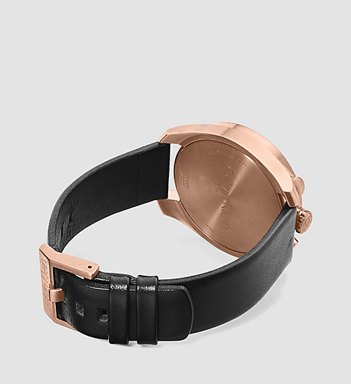 CALVINKLEIN Control - COFFEE / BLACK - CALVIN KLEIN WATCHES & JEWELLERY - detail image 1