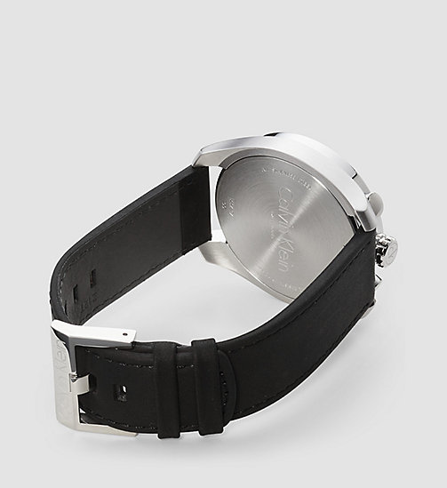 CALVINKLEIN Watch - Calvin Klein Control - BLACK - CALVIN KLEIN WATCHES - detail image 1