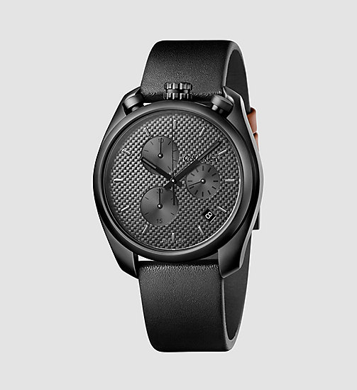 CALVINKLEIN Watch - Calvin Klein Control - BLACK - CALVIN KLEIN WATCHES - main image
