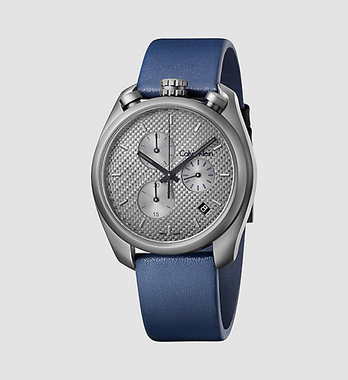 CALVINKLEIN Watch - Calvin Klein Control - GREY / BLUE - CALVIN KLEIN WATCHES - main image
