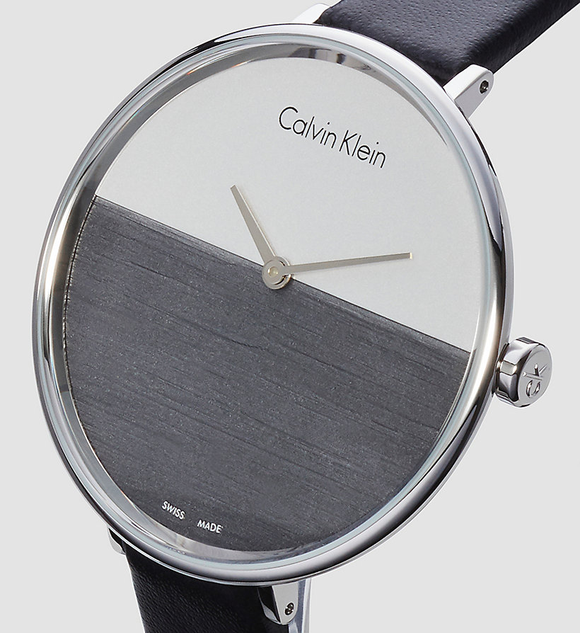 CALVINKLEIN Watch - Calvin Klein Rise - SILVER / COOL GREY / BLACK - CALVIN KLEIN SHOES & ACCESSORIES - detail image 2