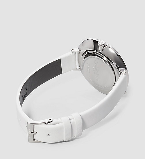 Watch - Calvin Klein Rise - SILVER - CALVIN KLEIN SHOES & ACCESSORIES - detail image 1