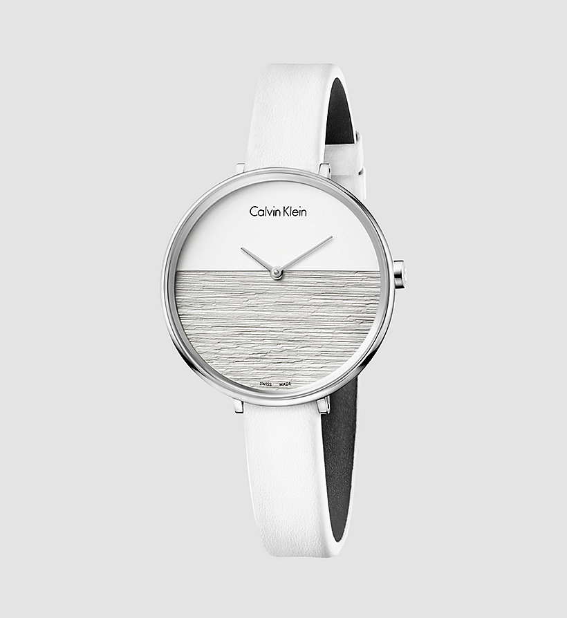 CALVINKLEIN Watch - Calvin Klein Rise - SILVER - CALVIN KLEIN SHOES & ACCESSORIES - main image