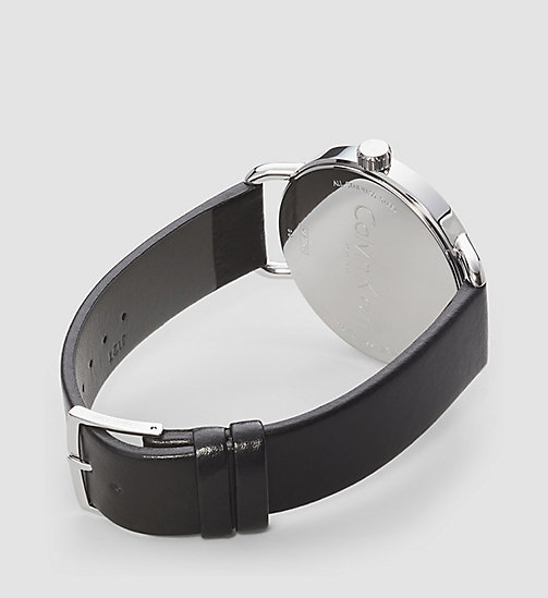 CALVINKLEIN EVEN - SILVER/BLACK - CALVIN KLEIN WATCHES - detail image 1
