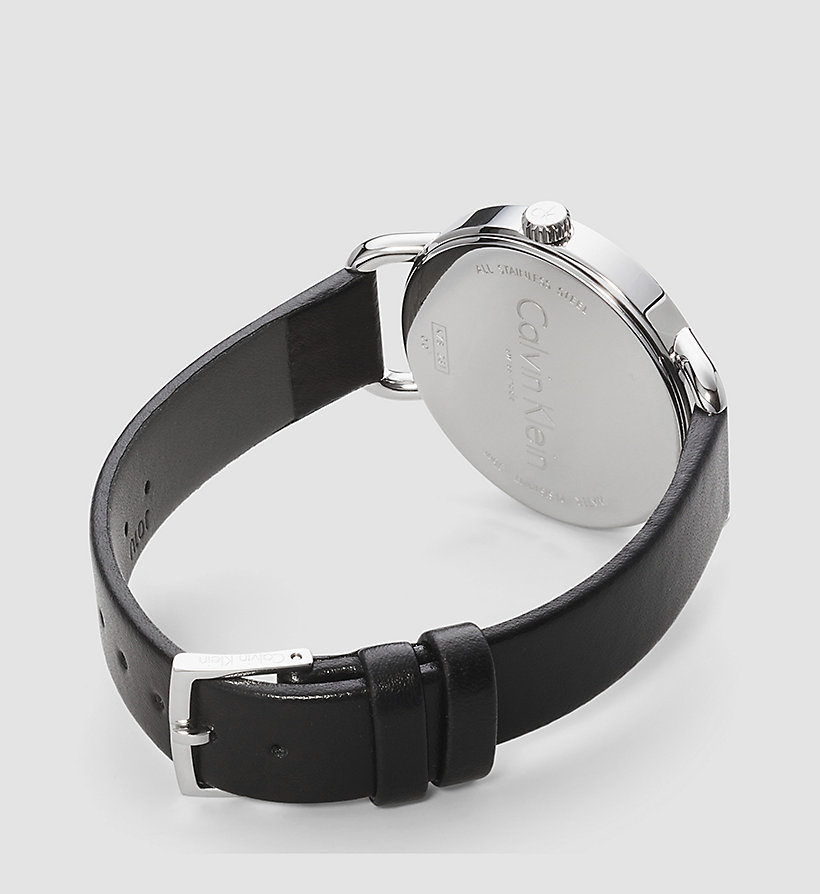 CALVINKLEIN Watch - Calvin Klein Even - SILVER / BLACK - CALVIN KLEIN SHOES & ACCESSORIES - detail image 1