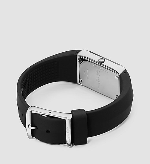 Watch - Calvin Klein Shape - BLACK - CALVIN KLEIN  - detail image 1
