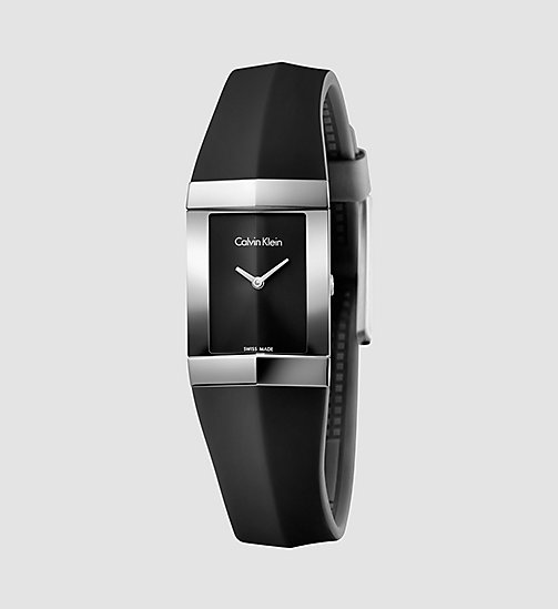 Watch - Calvin Klein Shape - BLACK - CALVIN KLEIN  - main image
