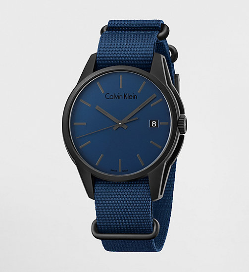 CALVINKLEIN Tone - BLUE - CALVIN KLEIN WATCHES - main image