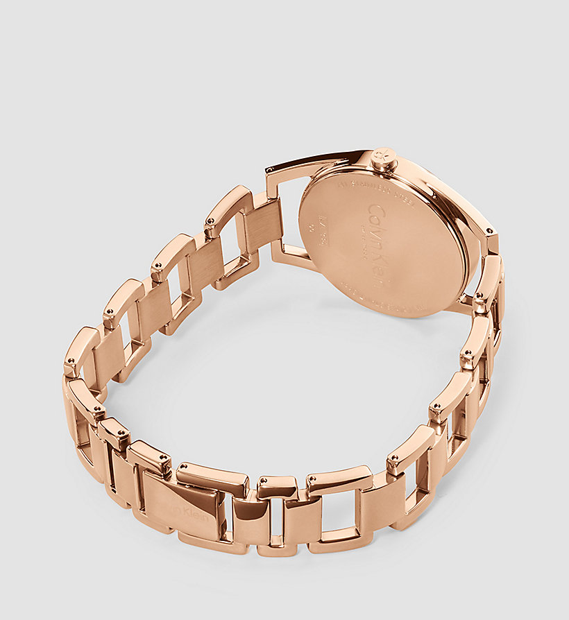 CALVINKLEIN Watch - Calvin Klein Dainty - PINK GOLD  /   SILVER - CALVIN KLEIN SHOES & ACCESSORIES - detail image 1