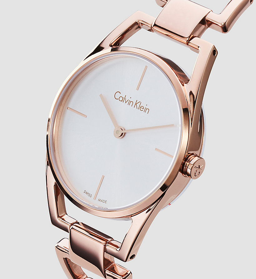 CALVINKLEIN Watch - Calvin Klein Dainty - PINK GOLD  /   SILVER - CALVIN KLEIN SHOES & ACCESSORIES - detail image 2