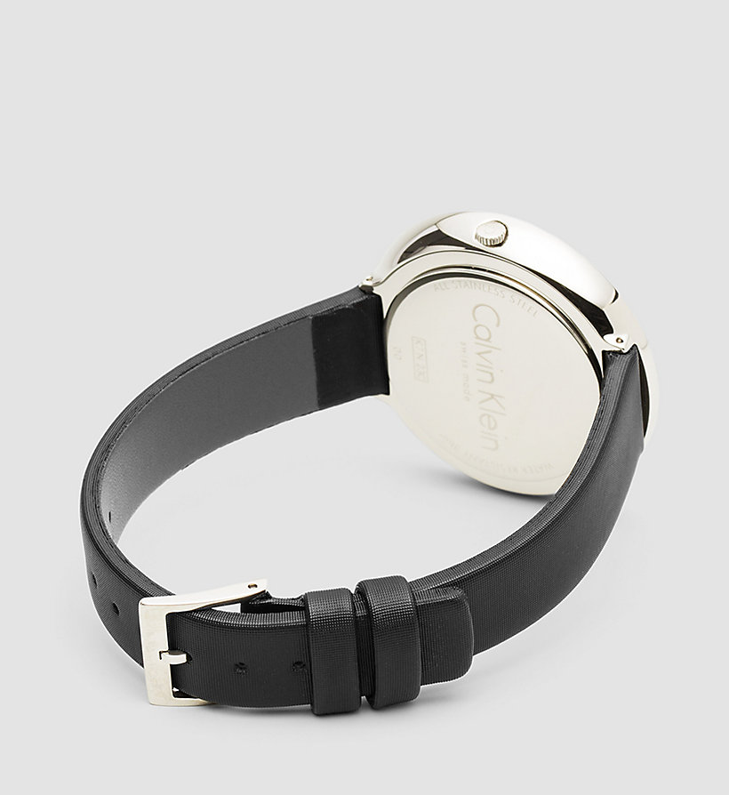 CALVINKLEIN Watch - Calvin Klein Chic - SST / BLACK - CALVIN KLEIN SHOES & ACCESSORIES - detail image 1