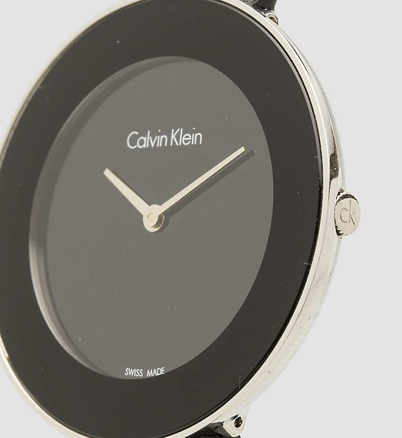 CALVINKLEIN Watch - Calvin Klein Chic - SST / BLACK - CALVIN KLEIN SHOES & ACCESSORIES - detail image 2