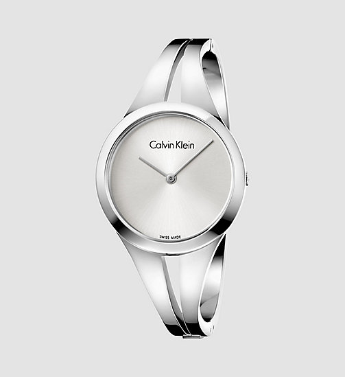 CALVINKLEIN Watch - Calvin Klein Addict - SST /  SILVER - CALVIN KLEIN WATCHES - main image