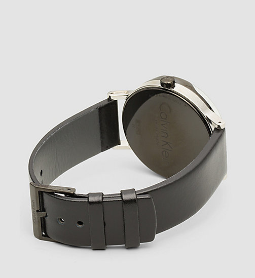 Watch - Calvin Klein Boost - BLACK/SILVER/ COOL GREY - CALVIN KLEIN  - detail image 1
