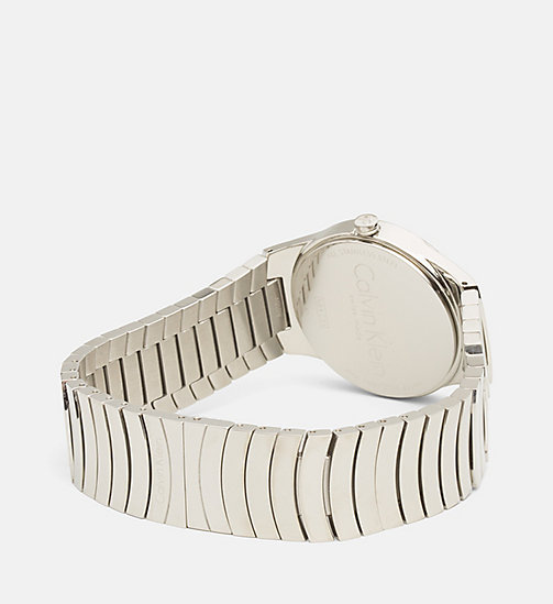 CALVINKLEIN Watch - Calvin Klein Whirl - SST /  SILVER - CALVIN KLEIN SHOES & ACCESSORIES - detail image 1