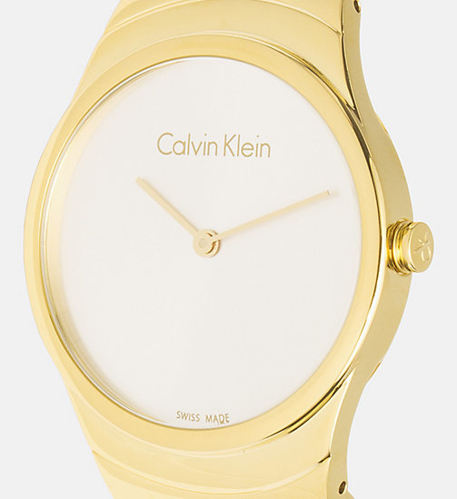 Watch - Calvin Klein Whirl - PINK GOLD  /   SILVER - CALVIN KLEIN SHOES & ACCESSORIES - detail image 1