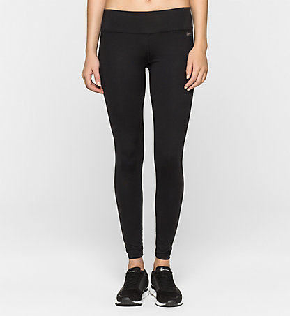 CALVIN KLEIN Full Length Leggings 0PF5P6720OBLK