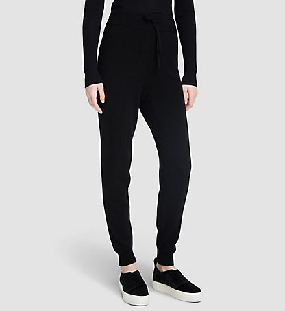 CALVIN KLEIN COLLECTION Pantalon de survêtement en cachemire 20520881CO001