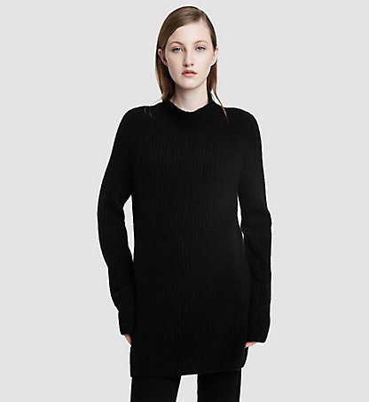CALVIN KLEIN COLLECTION Oversized Cashmere Sweater 24521171CO001