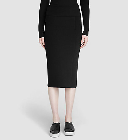 CALVIN KLEIN COLLECTION Cashmere Skirt 27521158CO001