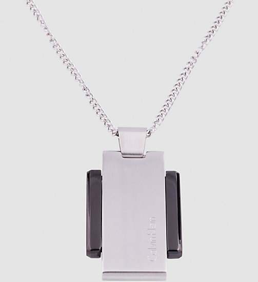 CALVINKLEIN Invigorate - SILVER - CALVIN KLEIN NECKLACES - detail image 1