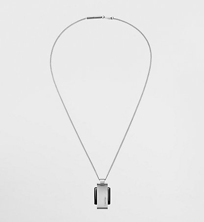 CALVIN KLEIN Necklace - Calvin Klein Invigorate 2FBP280100SIL