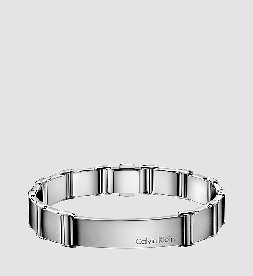 CALVINKLEIN Bracelet - Calvin Klein Invigorate - SILVER - CALVIN KLEIN SHOES & ACCESSORIES - main image