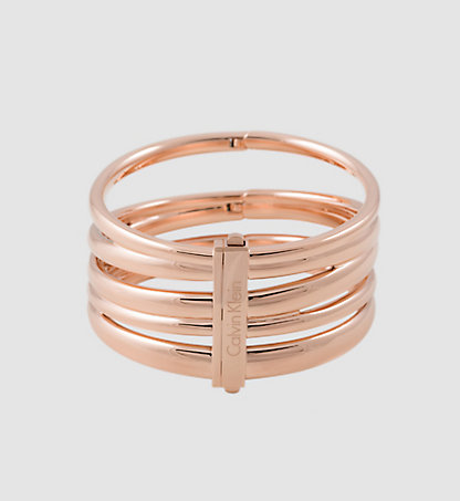 CALVIN KLEIN Closed Bangle - Calvin Klein Sumptuous 2GPD100100PGD