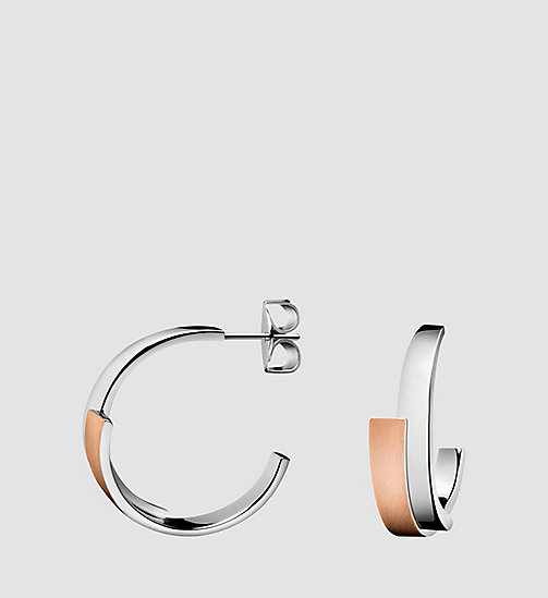 CALVINKLEIN Earrings - Calvin Klein Intense - STAINLESS STEEL - CALVIN KLEIN EARRINGS - main image