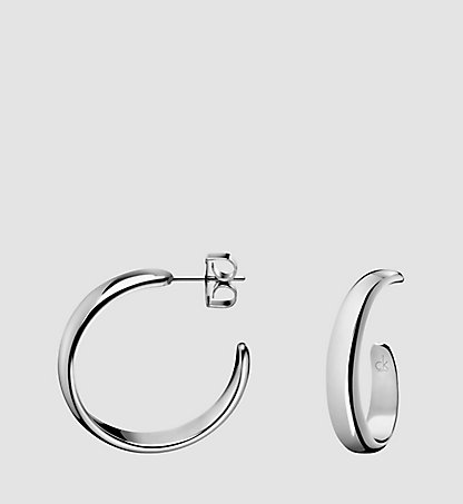 CALVIN KLEIN Earrings - Calvin Klein Embrace 2KME000100SIL