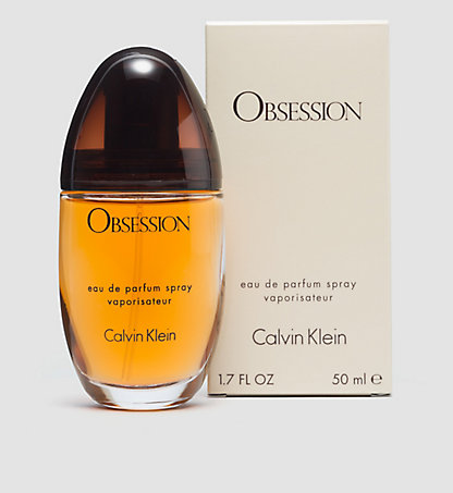 CALVIN KLEIN Obsession for Her - 50 mL Eau de parfum 5603300000000