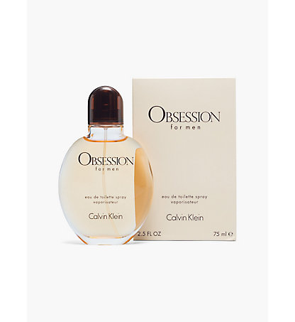 CALVIN KLEIN Obsession for Him - 75 mL Eau de toilette 5606500000000