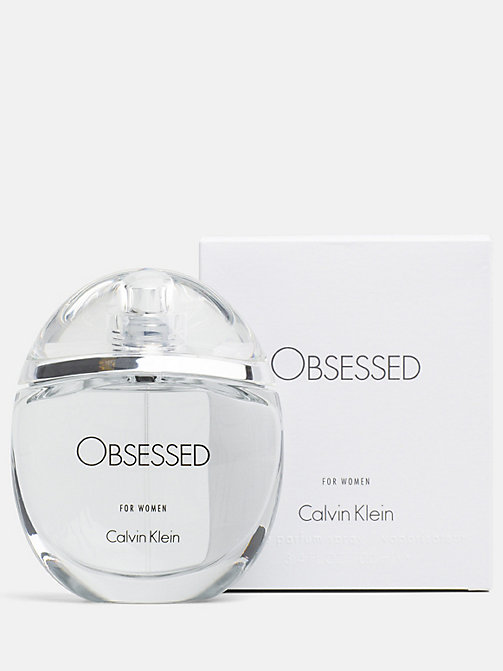CALVINKLEIN Obsessed for Women - 100ml - Eau de Parfum - WHITE/SEE THRU - CALVIN KLEIN  - main image
