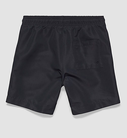 CALVINKLEIN Boys Swim Shorts - Intense Power - BLACK - CALVIN KLEIN BOYS - detail image 1