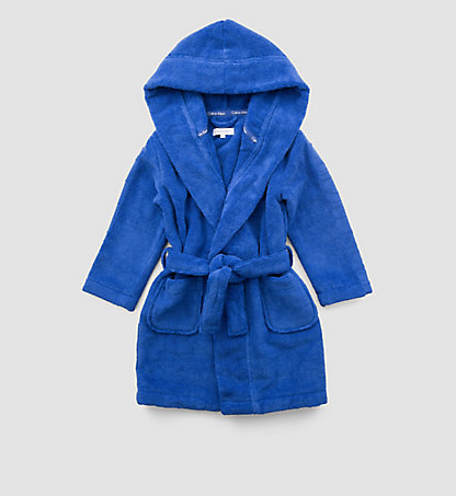 CALVIN KLEIN Boys Bathrobe - Modern Cotton B70B700044484