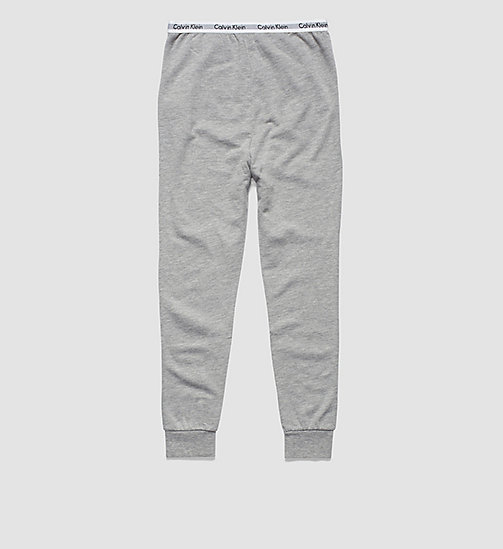 CALVINKLEIN Jungen-PJ-Set - Modern Cotton - GREY HEATHER - CALVIN KLEIN PYJAMAS - main image 1