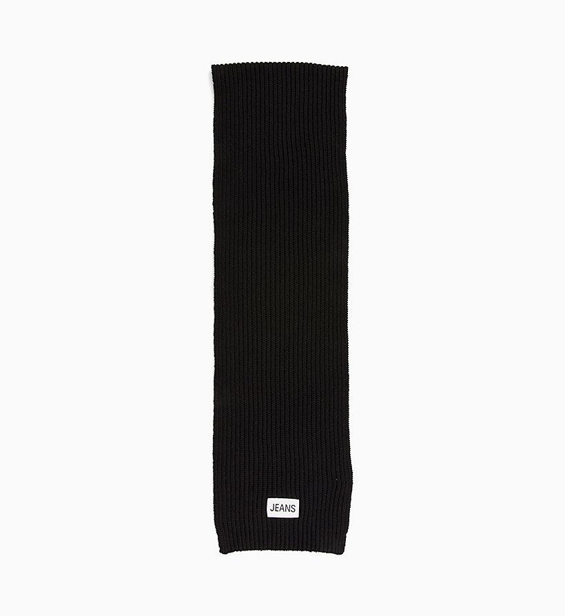Calvin Klein - Schal aus Bio-Baumwolle - 3