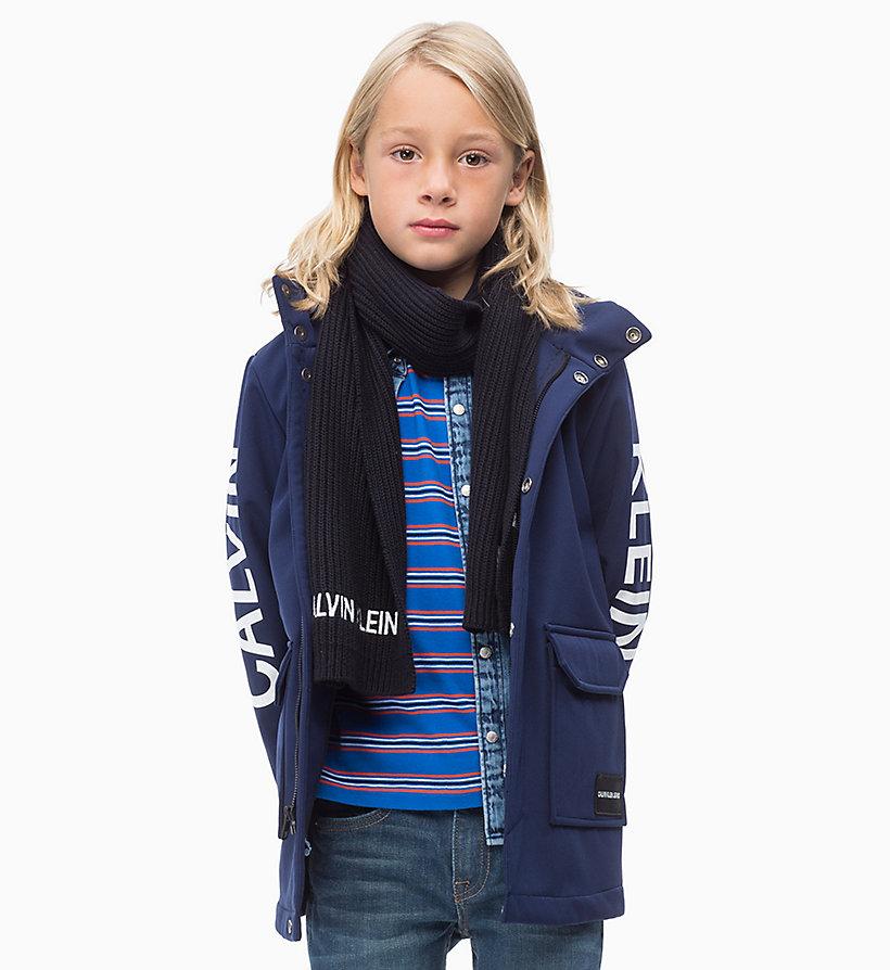 Calvin Klein - Schal aus Bio-Baumwolle - 1