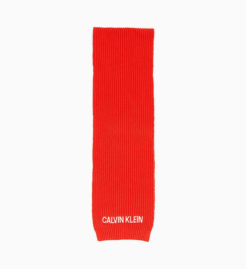 Calvin Klein - Organic Cotton Scarf - 1