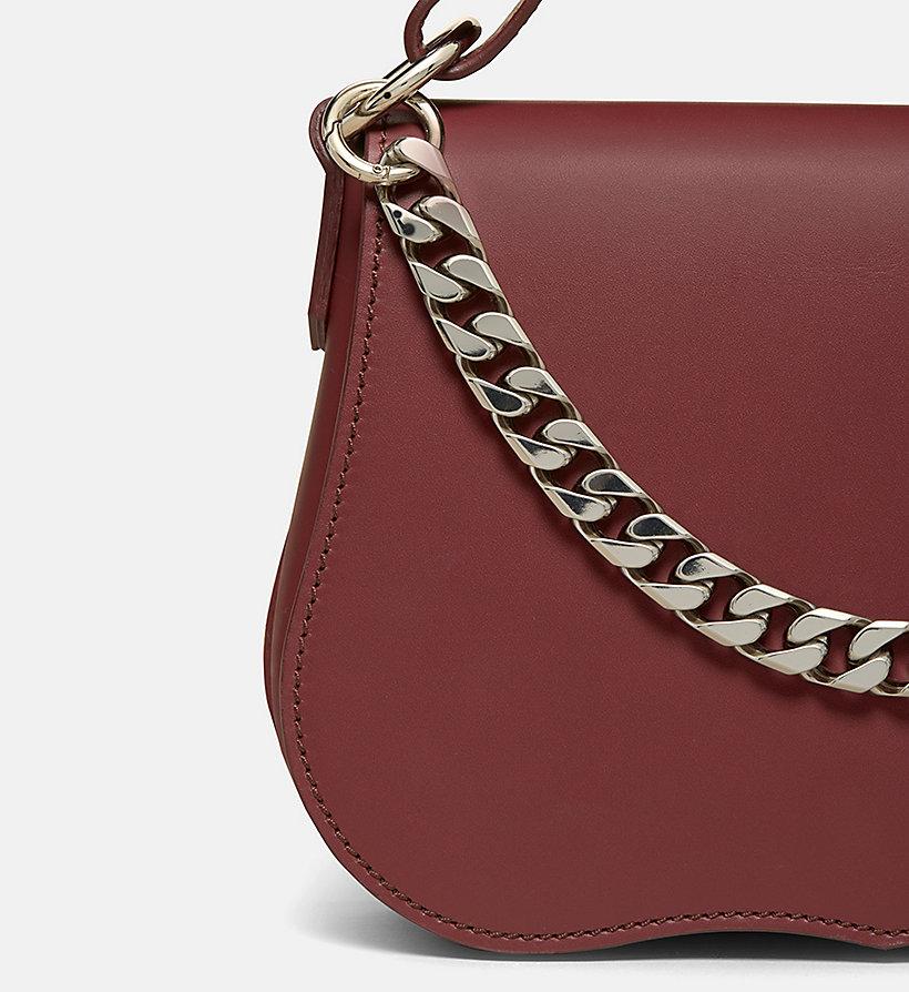 Calvin Klein - Bolso de hombro western pequeño - 3
