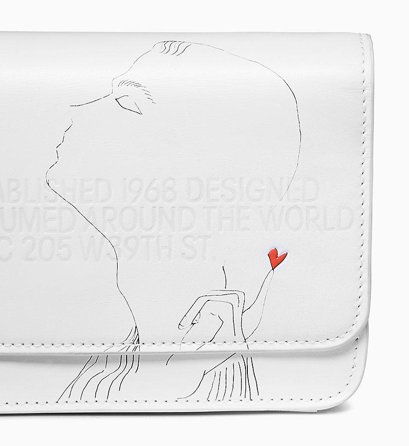 Calvin Klein - Kleine Andy Warhol Crossbody-Bag - 3