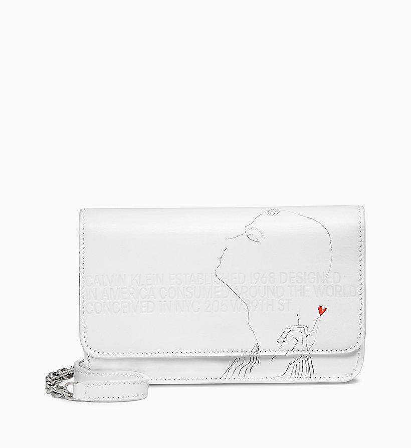 Calvin Klein - Kleine Andy Warhol Crossbody-Bag - 1