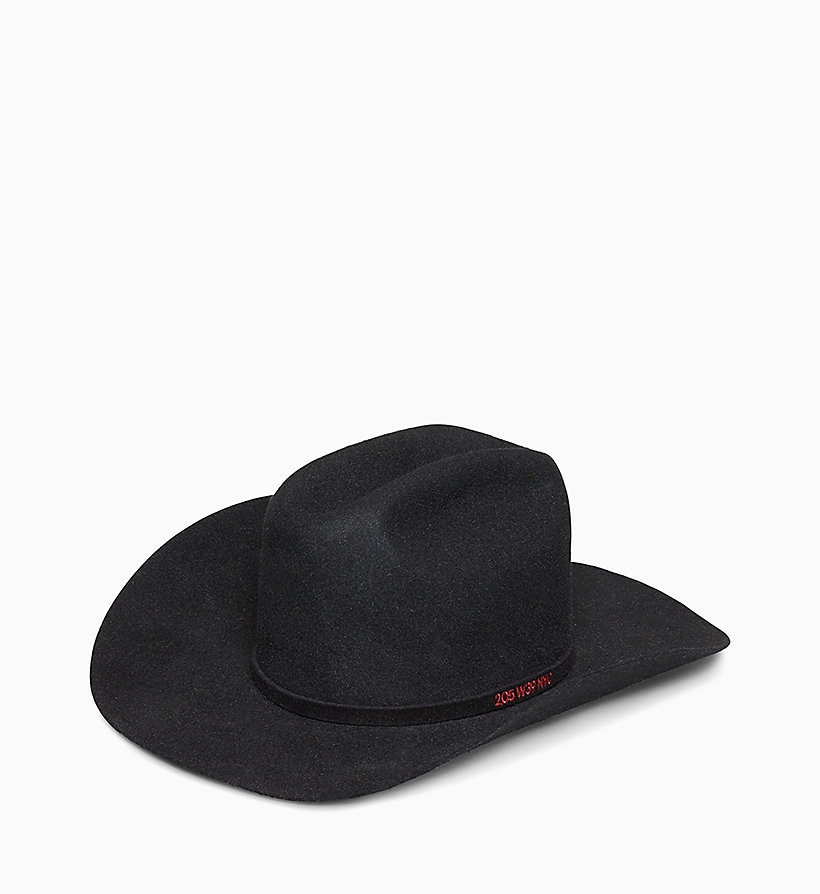 Calvin Klein - 205W39NYC Cowboyhut - 1