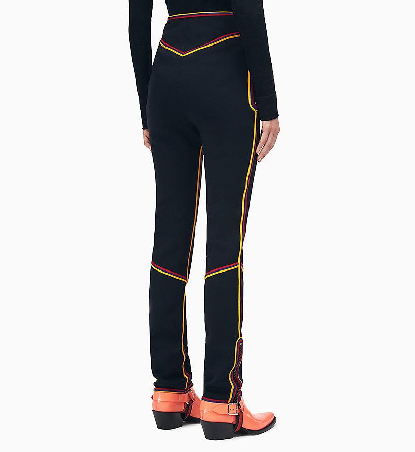 Calvin Klein - Pantalones con raya - 2