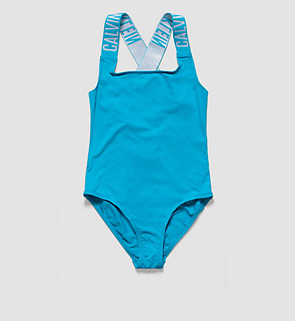 CALVIN KLEIN SWIMWEAR Girls Swimsuit - Intense Power G80G800014471