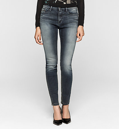 CALVIN KLEIN JEANS High-Rise Skinny-Jeans J20J200078913
