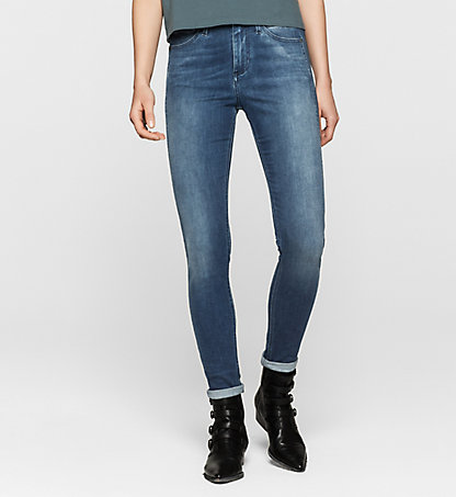 CALVIN KLEIN JEANS High Rise Sculpted Skinny Jeans J20J200878916