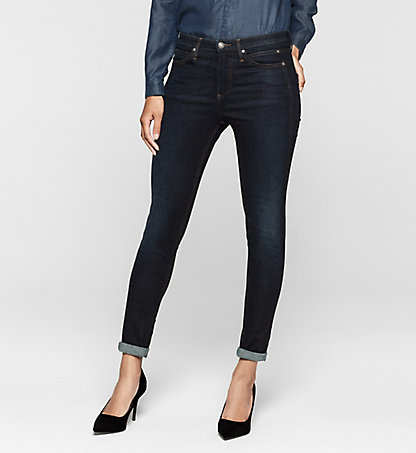 CALVIN KLEIN JEANS High Rise Sculpted Skinny Jeans J20J200880915