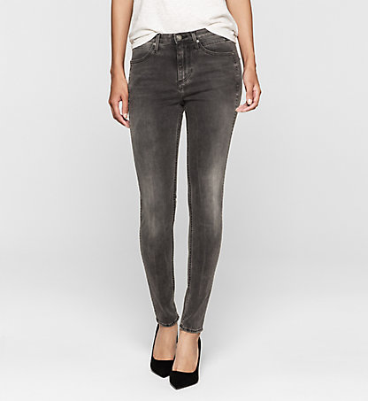 CALVIN KLEIN JEANS High Rise Sculpted Skinny Jeans J20J200881913